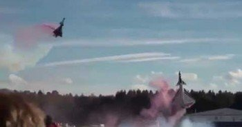 Иностранцы: «Русские лётчики – психи!»