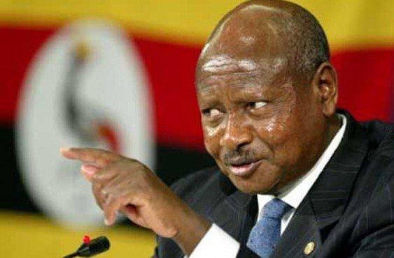 prezydent-uganda