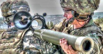 ВПК США докатился до гранатомета Carl Gustaf М3