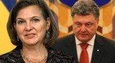 Почему Порошенко избежал встречи с Нуланд?
