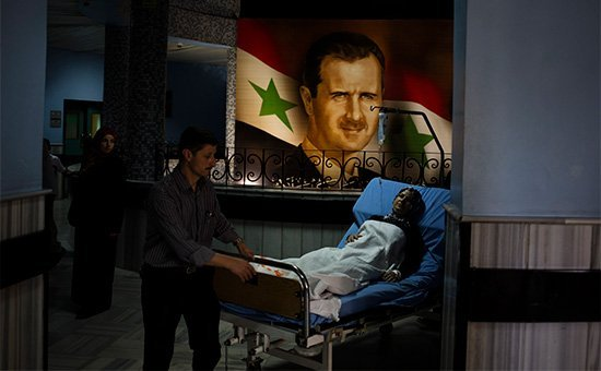 ради бомбежки Сирии Госдеп пошел против Обамы