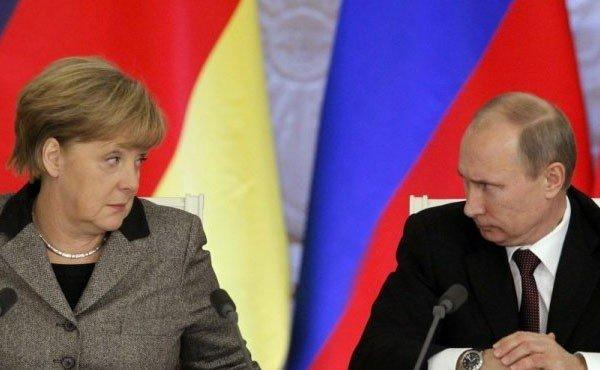 Германия Россия: дружба?