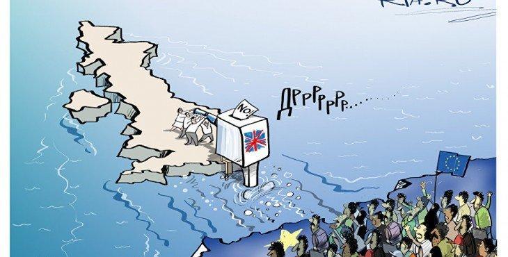 Washington Post назвала следующих кандидатов на выход из ЕС