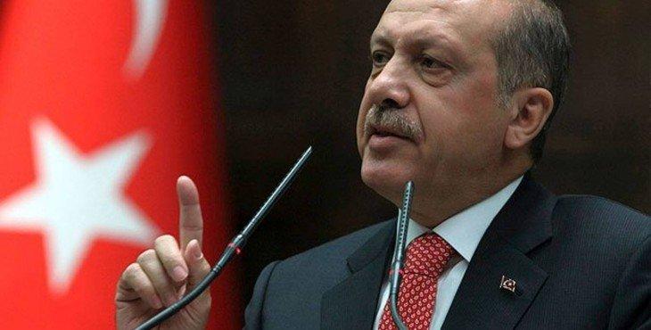 Эрдоган отменил депутатскую неприкосновенность
