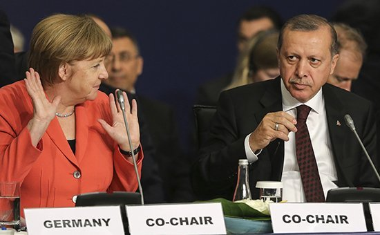 Меркель снова уступает Эрдогану?