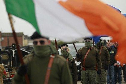 Северная Ирландия подняла голову