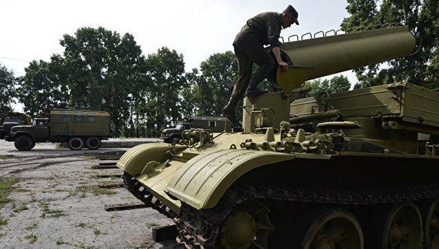 Минобороны России решило внезапно проверить военные арсеналы