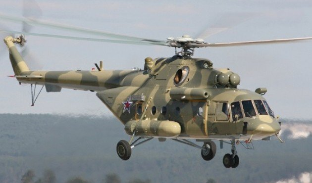 США не могут заменить вертолеты в Афганистане из-за антироссийских санкций