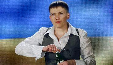 Савченко предлагает брать пример с бандитов 90-х
