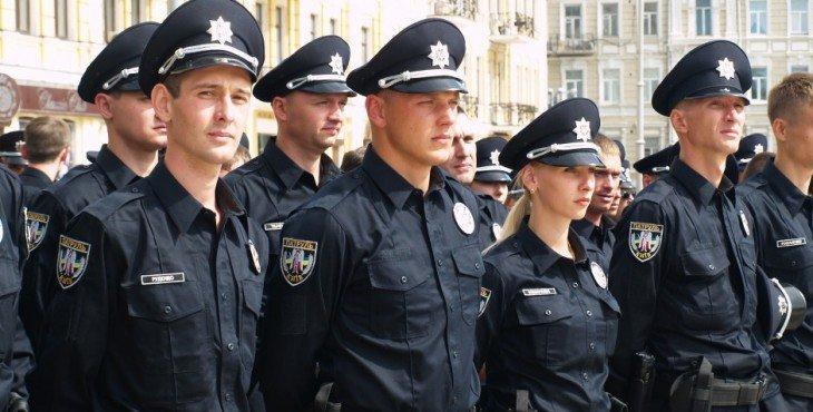 Киевские полицейские отказываются охранять гей-парад