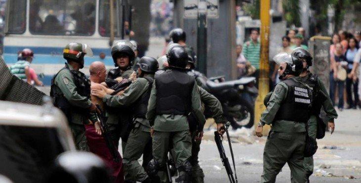 В Венесуэле начались голодные бунты