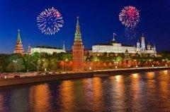 Россия — священная наша держава, Россия — любимая наша страна (Фото: Tatiana Popova, Shutterstock)