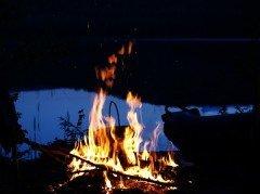 В этот день было принято разводить на берегах рек и озер костры (Фото: mmaxer, Shutterstock)