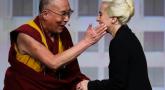После встречи с Далай-Ламой Леди Гага попала в черный список Китая