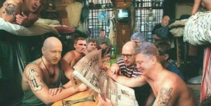 Минутка юмора: Порошенко спел песню о текущем положении дел на Украине (ВИДЕО)