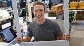 Цукерберг поддался паранойе и заклеил веб-камеру своего ноутбука