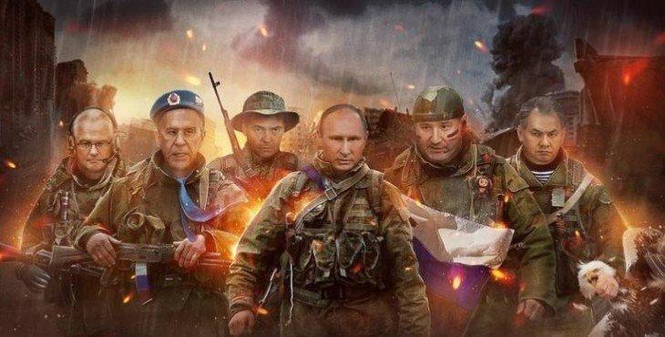 Россия вошла в список стратегических соперников Германии