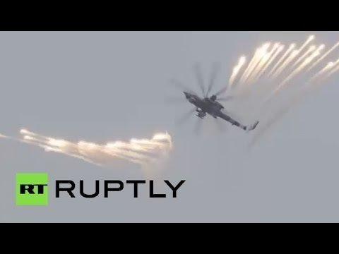 Видео соревнований военных лётчиков «Авиадартс» в Крыму