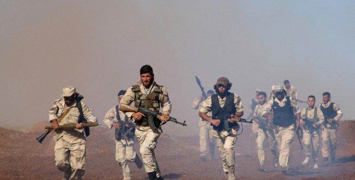 США предали сирийскую оппозицию
