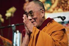 Далай-лама XIV (Фото: Petr Meshkov, Shutterstock)