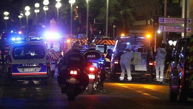 Теракт в Ницце. Франция в трауре