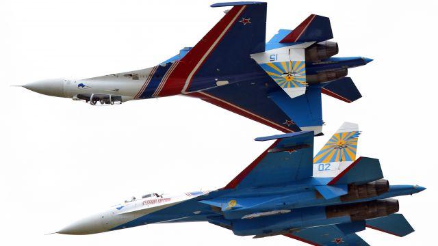 Американцы признали профессионализм русских пилотов