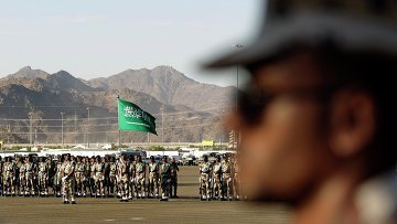 в Саудовскую Аравию полетели ракеты