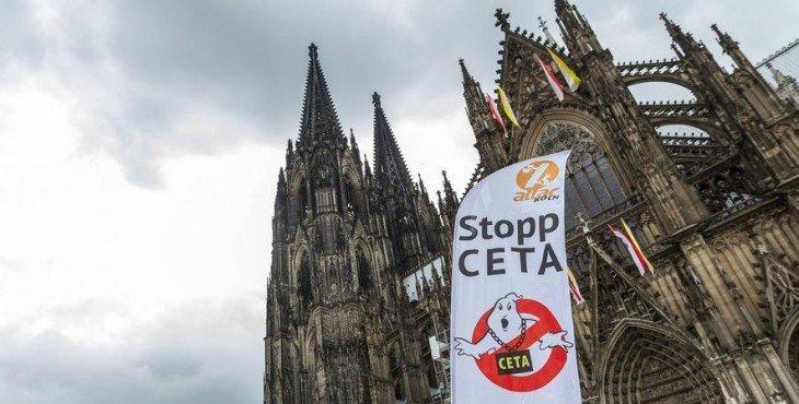 Европа боится договора с Канадой