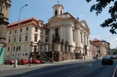 Собор святых Кирилла и Мефодия в Праге (Фото: prague-guide.co.uk)