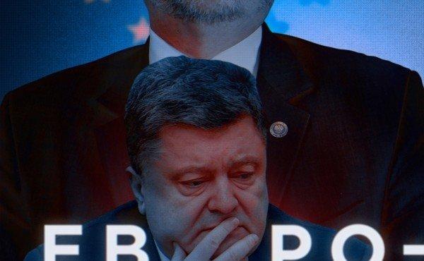 Украина загнала себя в исторический тупик