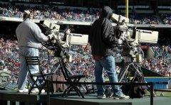 Стезя спортивного журналиста — освещать события спортивной жизни (Фото: Paul Brennan, Shutterstock)