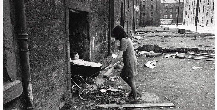 Фото не с глянцевых журналов. Великобритания и Франция. 60-е годы. Правда какая она есть.