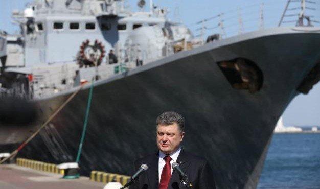 ВОдессе начались празднества приуроченные к Дню ВМФ Украины