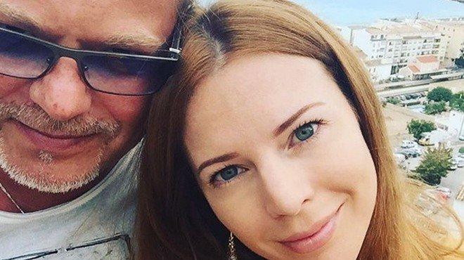 Владимир и Наталья счастливы вместе, Фото: @nataliapodolskaya