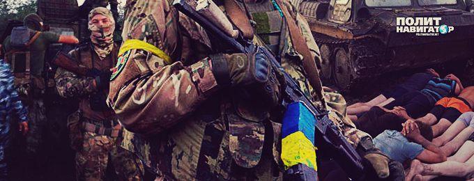 Восстание на Западной Украине: В ход пошла бронетехника, сбиты беспилотники Порошенко