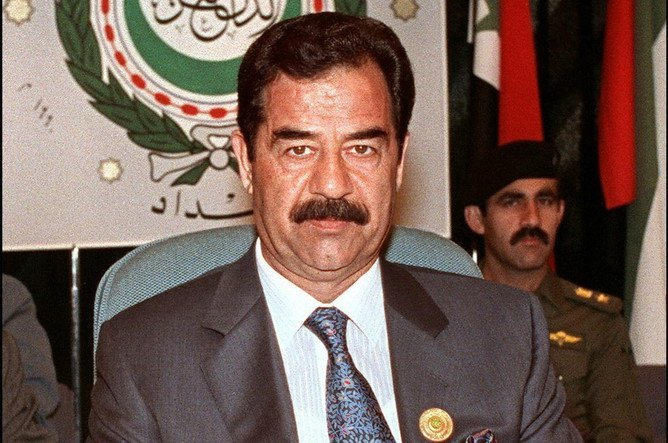 a biography of saddam hussein a president of iraq The hanging of saddam hussein ended the life of one of the most brutal tyrants in recent history and negated the fiction that he himself maintained even as the gallows loomed — that he remained president of iraq despite being toppled by the united states military and that his power and his palaces would be restored to him in.