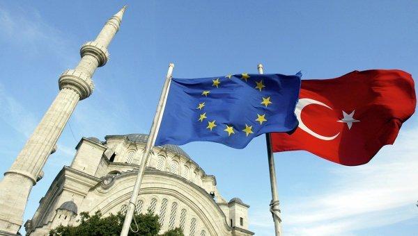 Турция ЕС: снова конфликт