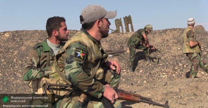 Источник: Спецназ США гибнет в Сирии, обучая боевиков «Новой сирийской армии»