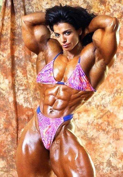 ААА сильная женщина