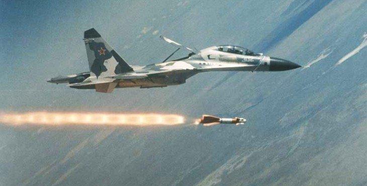 Ночной удар ВКС РФ в Сирии не дал боевикам вырваться из «котла» (+видео)