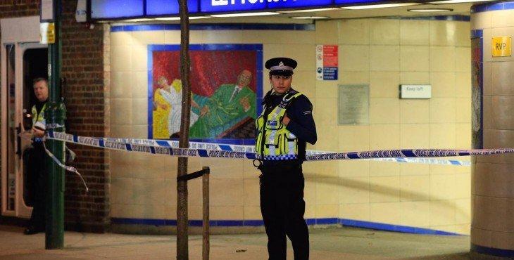 Кровавая резня в центре Лондона