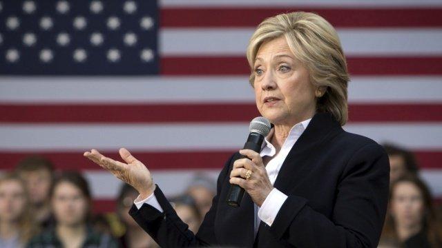 Для Клинтон разработали антироссийскую стратегию