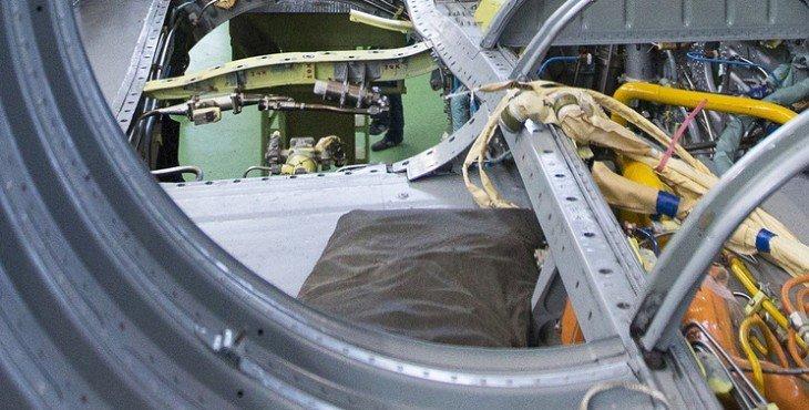 украинец пытался вывезти детали истребителя МиГ-29