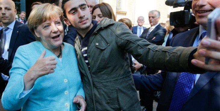 Германия начинает прозревать