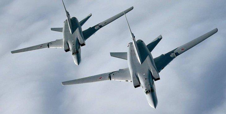 Россия нанесла удар по террористам в Сирии