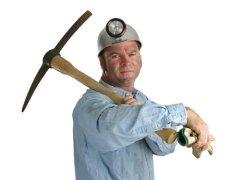 Нелегкий, но почетный труд шахтеров (Фото: Lisa F. Young, Shutterstock)