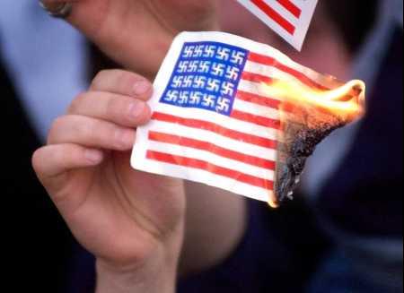 Как прогнуться под США: Олимпиада дурно пахнет