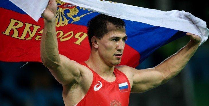 Россия на четвертом месте с медальном зачете