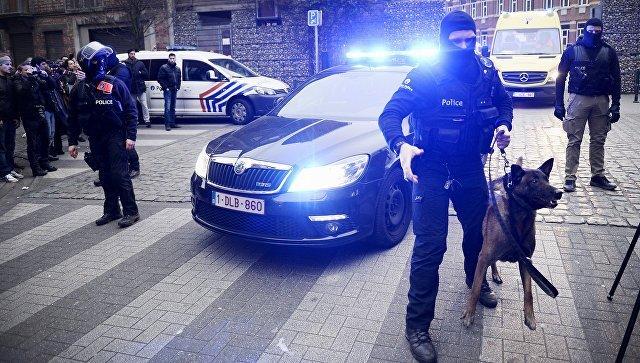 В Брюсселе прогремел очередной взрыв