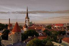 Столица Эстонии — Таллин (Фото: Ekaterina Pokrovsky, Shutterstock)
